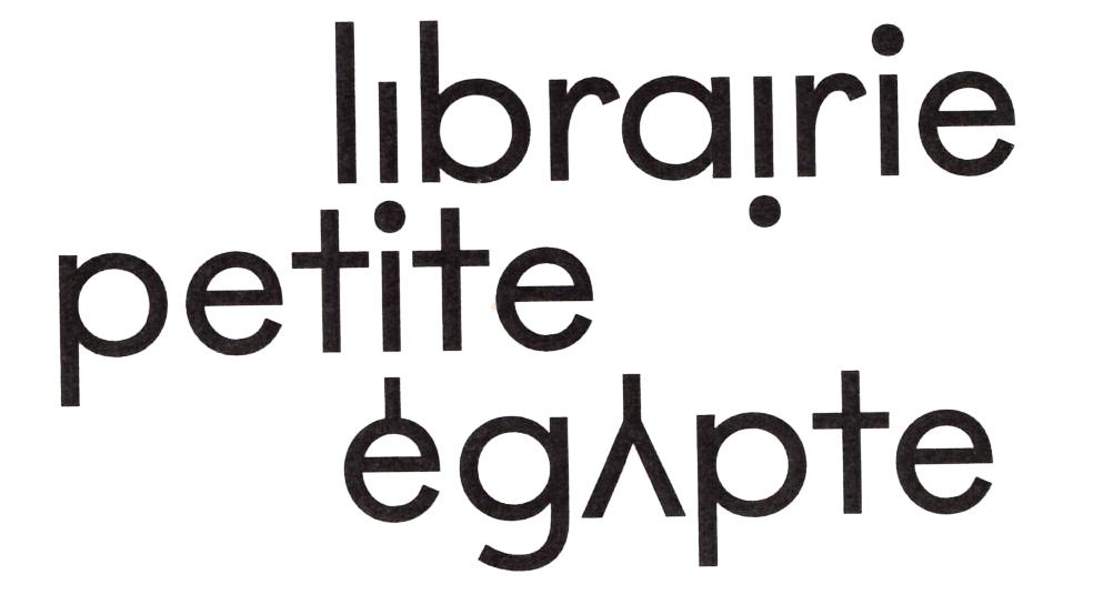 logo librairie petite egypte